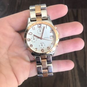 Rose gold Marc Jacobs watch!